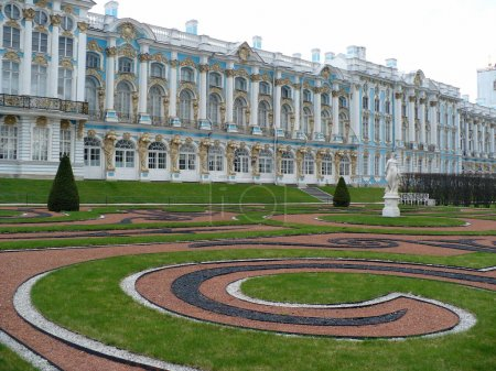 Catherine Palace from park