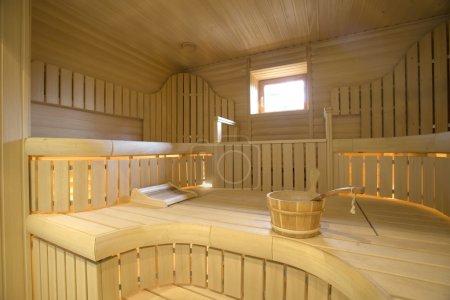 Photo pour Sauna - image libre de droit