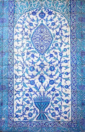 Traditional Oriental Tiles / handmade art
