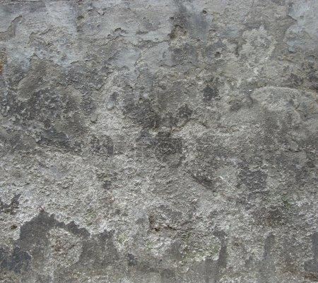 Gray dirty worn wall