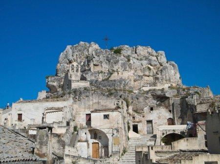 Madonna de Idris Church. Matera.
