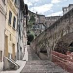Panoramic view of Perugia. Umbria....