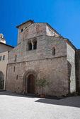 St. Eufemia Church. Spoleto. Umbria.