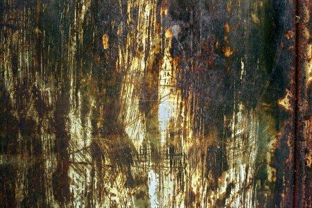 Rusty grange texture