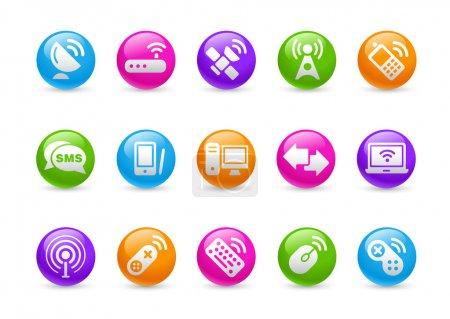 Wireless & Communications // Rainbow Series