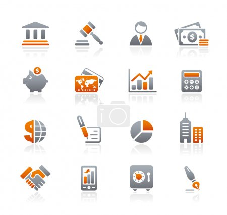 Business & Finance / Graphite Series