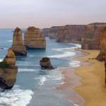 The Twelve Apostles along the Great Ocean Road, Au...