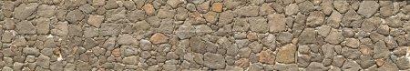 Photo pour Fond XXL d'un mur de pierres à Morro Jable, Fuerteventura - image libre de droit