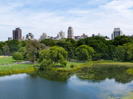 Central Park and Upper East Manhattan