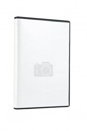 Blank DVD Case.