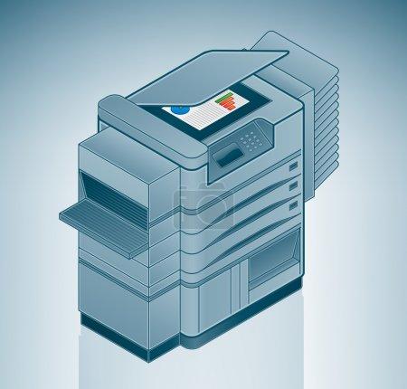 Large Photo Printer / Copier