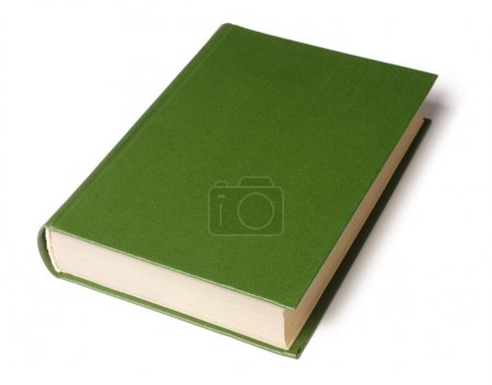 Single green book