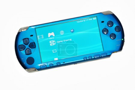 Portable PSP viedo game