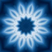 Modrý vzor