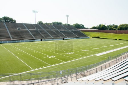High School Football Stadium