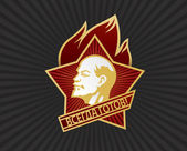 Pioneer badge