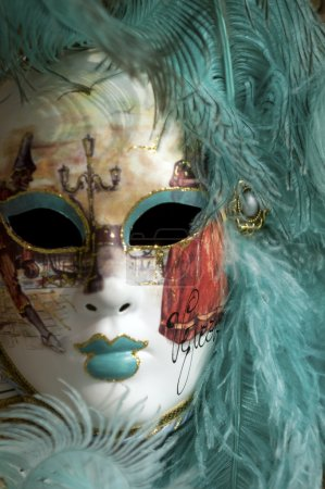 Photo for Typical mask in Venice - Royalty Free Image