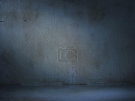 Photo for Grunge vintage empty room - Royalty Free Image