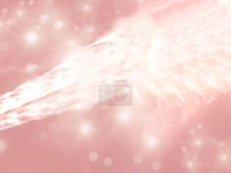 Glamour style rose virtual background