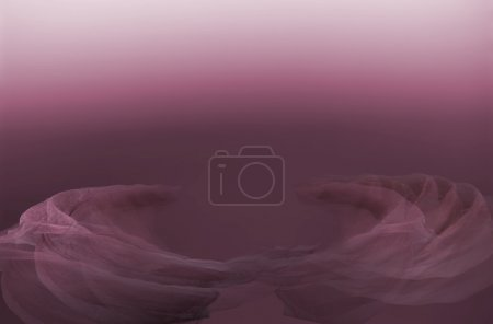 Fine art style violet background