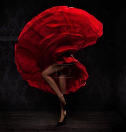 Photo for Flamenco dancer - Royalty Free Image