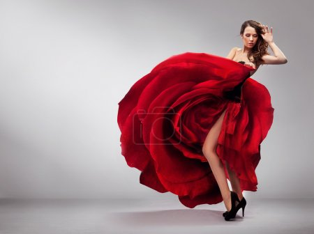 Photo for Flamenco dancer - Royalty Free Image