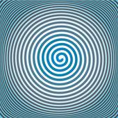 Spiral background vector illustration