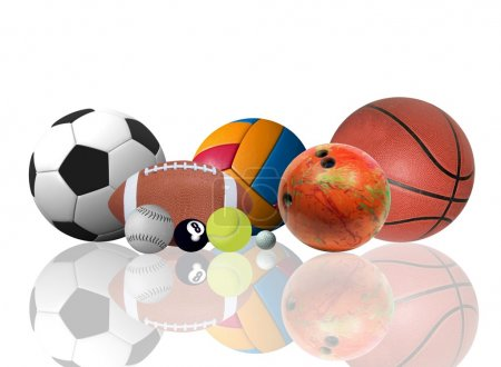 Sport Item-balls