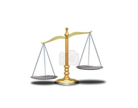 Unbalance scale