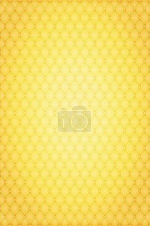 Illustration for Background yellow, this illustration may be useful as designer work - Royalty Free Image