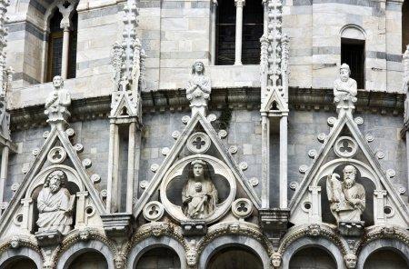 Sculptures baptême