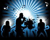 Rock group