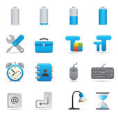 Computer Icons   Indigo Series 01
