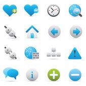 Website & Internet Icons | Indigo Serie 01