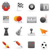 Icone di intrattenimento | Serie rossa 02