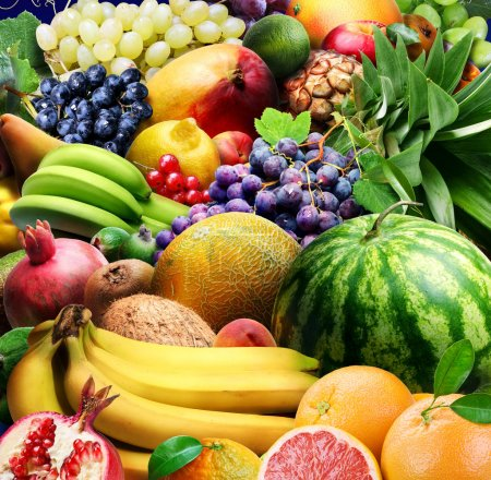 Photo pour Fruits - image libre de droit