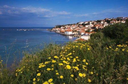 The town of Koroni, southern Greece