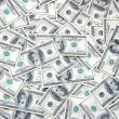 Background with money american hundred dollar bill...