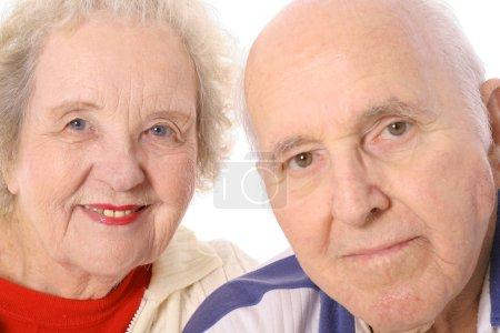 Photo for Seniors portrait - Royalty Free Image
