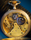 The ancient invention, a pocket watch