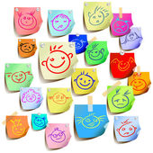 Tags with emoticons