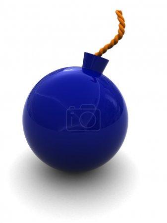 Bombe bleue