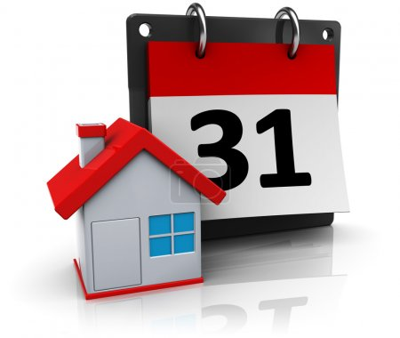 Home calendar