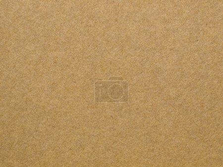 Photo for Sheet of brown paper useful as a background - Royalty Free Image