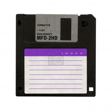 Floppy Disk magnetic computer data storage support...