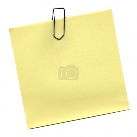 Photo for Post it - Royalty Free Image
