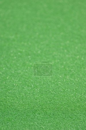 artificial turf on field