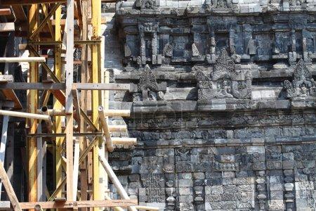 Photo pour Temple Borobudur, Yogyakarta, Java, Indonésie - image libre de droit