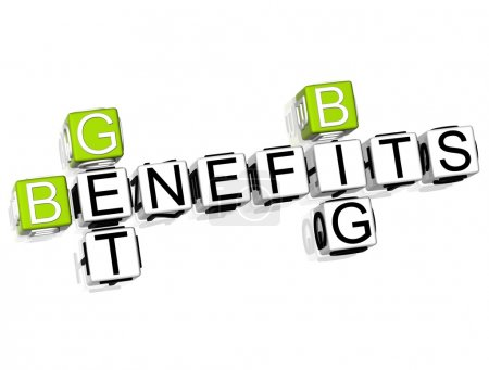 Get Big Benefits Crossword