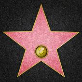 "Постер, картина, фотообои ""голливудская звезда"""